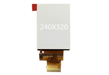 2.0 Inch TFT Lcd Transflective Display 240 * 320 Dots Small Lcd Module With Mcu / Spi / Rgb Interface